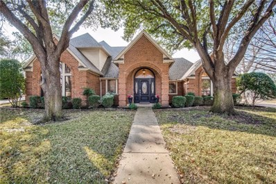 3601 Medford Court, Bedford, TX 76021 - MLS#: 14003714