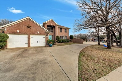 1375 Forest Creek Drive, Lewisville, TX 75067 - #: 14003874