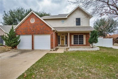 4761 Waterway Drive N, Fort Worth, TX 76137 - MLS#: 14004040