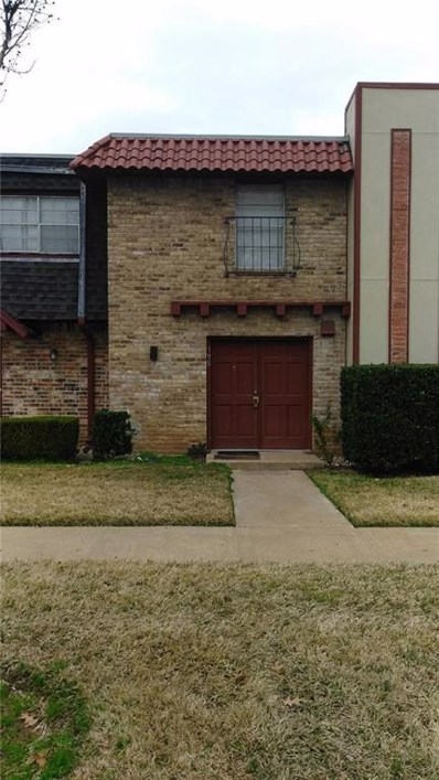 1823 E Grauwyler UNIT Q-198, Irving, TX 75061 - MLS#: 14004051