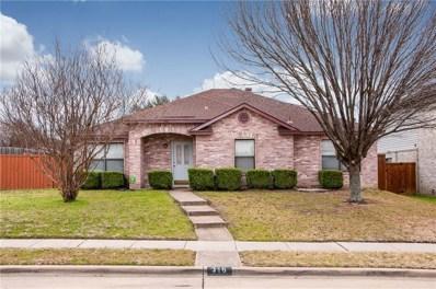 316 Wedgewood Lane, Cedar Hill, TX 75104 - #: 14004203