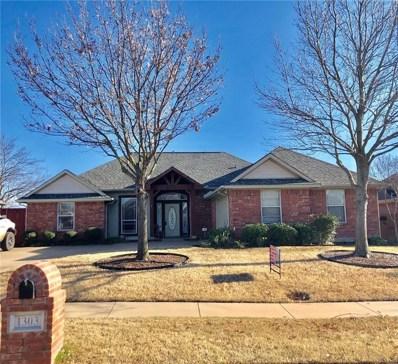 1303 Louise Lane, Ennis, TX 75119 - #: 14004691