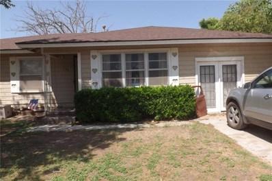 136 NW Avenue F NW, Hamlin, TX 79520 - #: 14004704