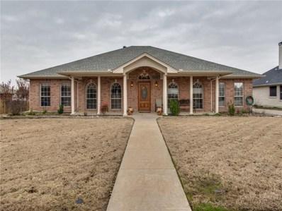 503 Hillcrest Lane, Krum, TX 76249 - #: 14004861