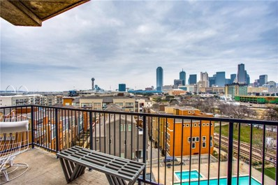 1001 Belleview Street UNIT 606, Dallas, TX 75215 - MLS#: 14004877