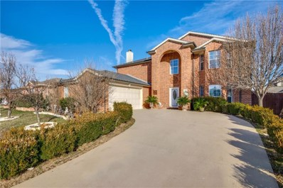 308 Tripp Trail, Denton, TX 76207 - #: 14005422