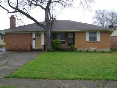 1130 Tosch Lane, Mesquite, TX 75149 - MLS#: 14005727