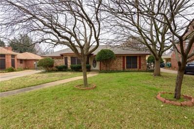 1609 Amherst Drive, Denton, TX 76201 - #: 14005891