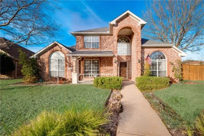 611 Harvest Mountain Court, Allen, TX 75002 - MLS#: 14006128