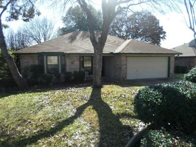 709 Daniels Drive, Crowley, TX 76036 - #: 14006580
