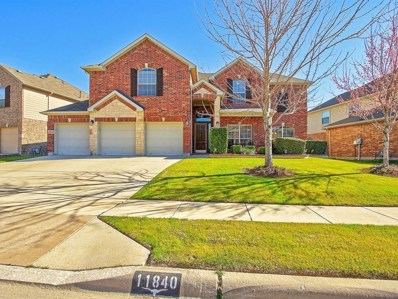 11840 Balta Drive, Fort Worth, TX 76244 - #: 14007956