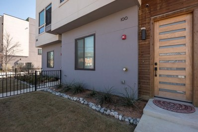 3812 Roseland Avenue UNIT A100, Dallas, TX 75204 - #: 14008229