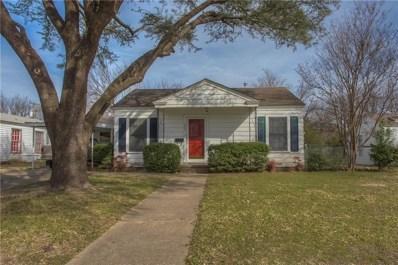 808 Edgefield Road, Fort Worth, TX 76107 - MLS#: 14008604