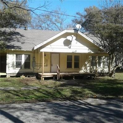 1412 Locust Street, Commerce, TX 75428 - MLS#: 14008687