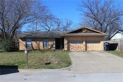 107 Bluebird Circle, Denton, TX 76209 - #: 14008879