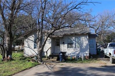 1006 S Locust Street S, Denton, TX 76201 - #: 14008898