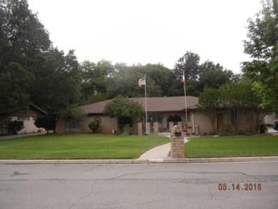 2514 Good Shepherd Dr., Brownwood, TX 76801 - #: 14009629