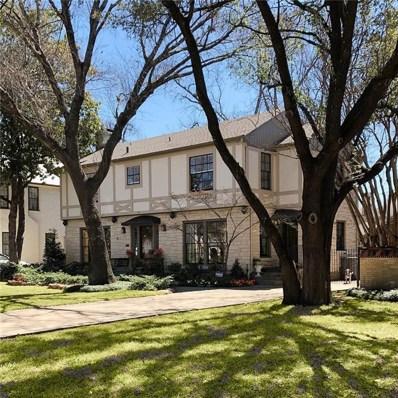 6616 Lakewood Boulevard, Dallas, TX 75214 - MLS#: 14010349
