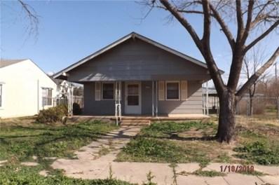 425 NW Avenue B, Hamlin, TX 79520 - #: 14010640