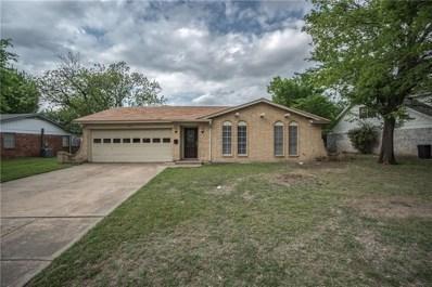 7413 Maple Drive, North Richland Hills, TX 76180 - #: 14011815