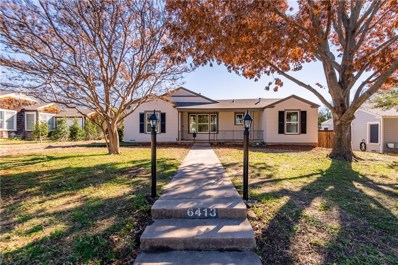6413 Greenway Road, Fort Worth, TX 76116 - MLS#: 14012111