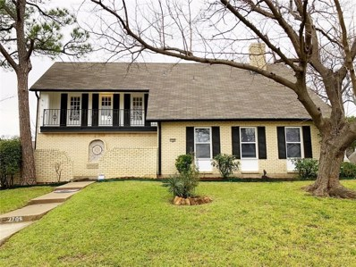 2709 Vancouver Street, Irving, TX 75062 - #: 14012113