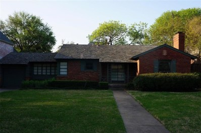 6722 Mimosa Lane, Dallas, TX 75230 - MLS#: 14012165