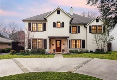 6520 Stichter Avenue, Dallas, TX 75230 - MLS#: 14012299
