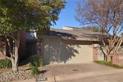 12420 Montego Plaza, Dallas, TX 75230 - MLS#: 14012880