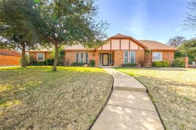 101 Cliffside North Drive N, Burleson, TX 76028 - MLS#: 14013169