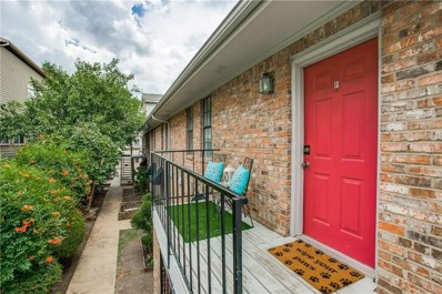 2727 Reagan Street UNIT F, Dallas, TX 75219 - MLS#: 14014197