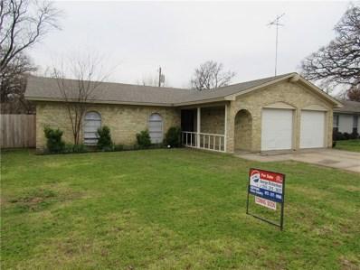 3406 Oriole Lane, Denton, TX 76209 - #: 14014563