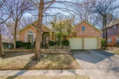 1809 Rolling Ridge Drive, Grapevine, TX 76051 - #: 14014882