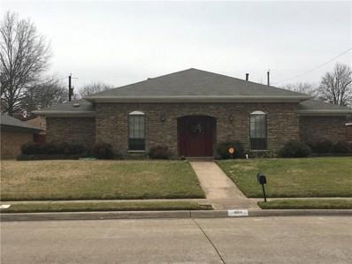 404 E Grubb Drive, Mesquite, TX 75149 - MLS#: 14015231