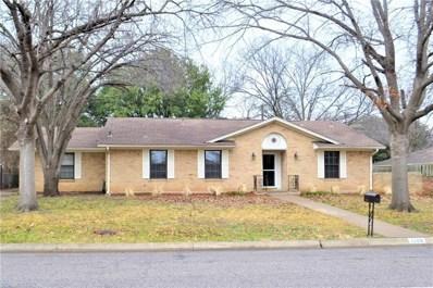 1109 Imperial Drive, Denton, TX 76209 - #: 14015452