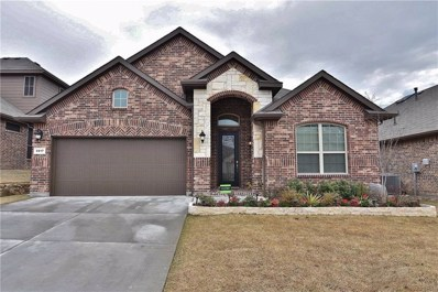3917 Crosstrees Drive, Denton, TX 76210 - #: 14015963