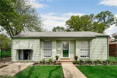 3720 Oaklawn Drive, Fort Worth, TX 76107 - MLS#: 14016237