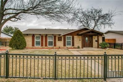 3657 Mosswood Drive, Garland, TX 75042 - MLS#: 14016741