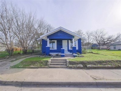 1108 E Hattie Street, Fort Worth, TX 76104 - #: 14017228