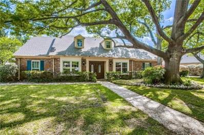 7334 Tophill Lane, Dallas, TX 75248 - #: 14017277