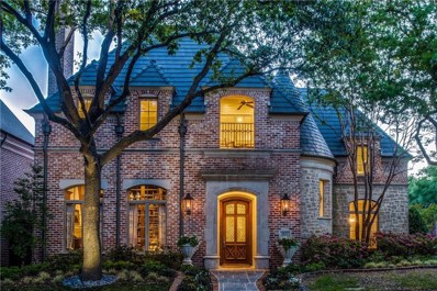 5833 Portsmouth Lane, Dallas, TX 75252 - #: 14018919