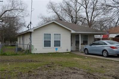 1720 Speedway Street, Greenville, TX 75401 - #: 14019093