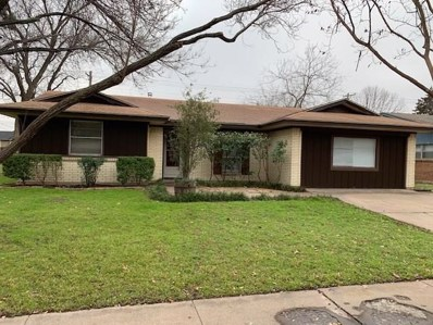2502 Foxcroft Circle, Denton, TX 76209 - #: 14019196