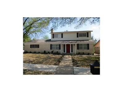 1824 Chattanooga Drive, Bedford, TX 76022 - MLS#: 14019265