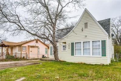 3604 Avenue N, Fort Worth, TX 76105 - MLS#: 14019338