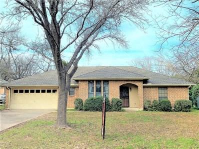 1810 Westridge Street, Denton, TX 76205 - #: 14019562