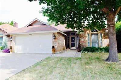 447 Pebblecreek Drive, Keller, TX 76248 - MLS#: 14020205