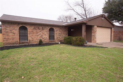 7168 Newcastle Place, North Richland Hills, TX 76182 - MLS#: 14020712