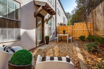 6015 Oram Street UNIT D, Dallas, TX 75206 - #: 14020957