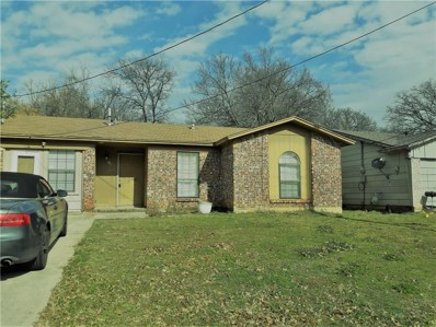 629 Chambers Street, Denton, TX 76205 - #: 14021250